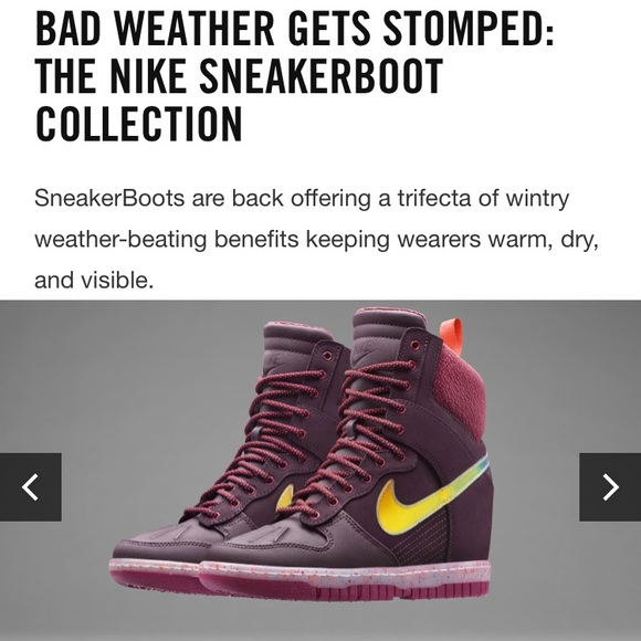 purchase cheap 086bb 2896e Nike Dunk Sky Hi Womens Sneakerboot 8.5. M5a5cc52efcdc3159b82f0c2d